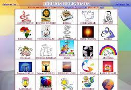 DIBUJOS RELIGIOSOS