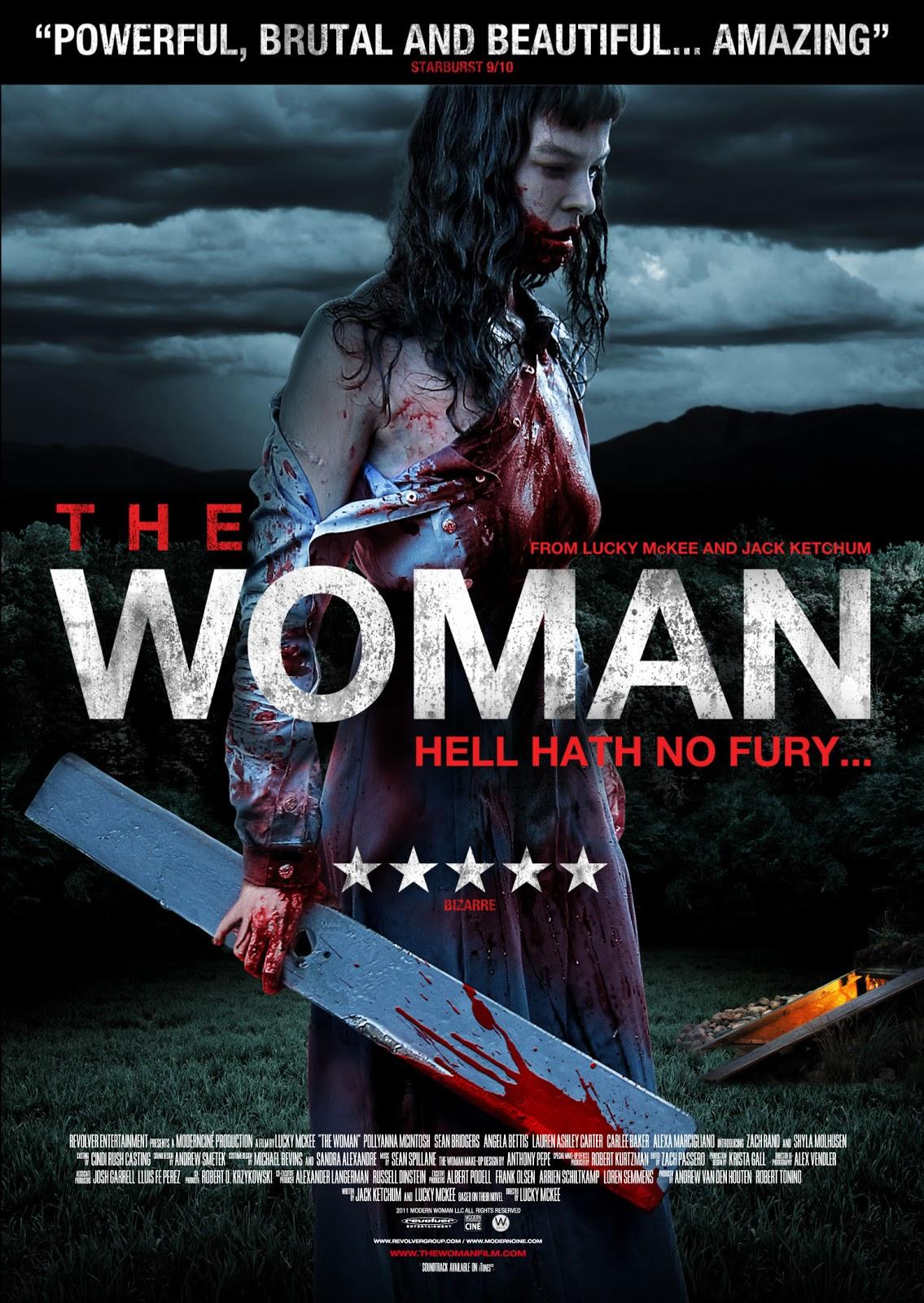 Жената / The Woman (2011)