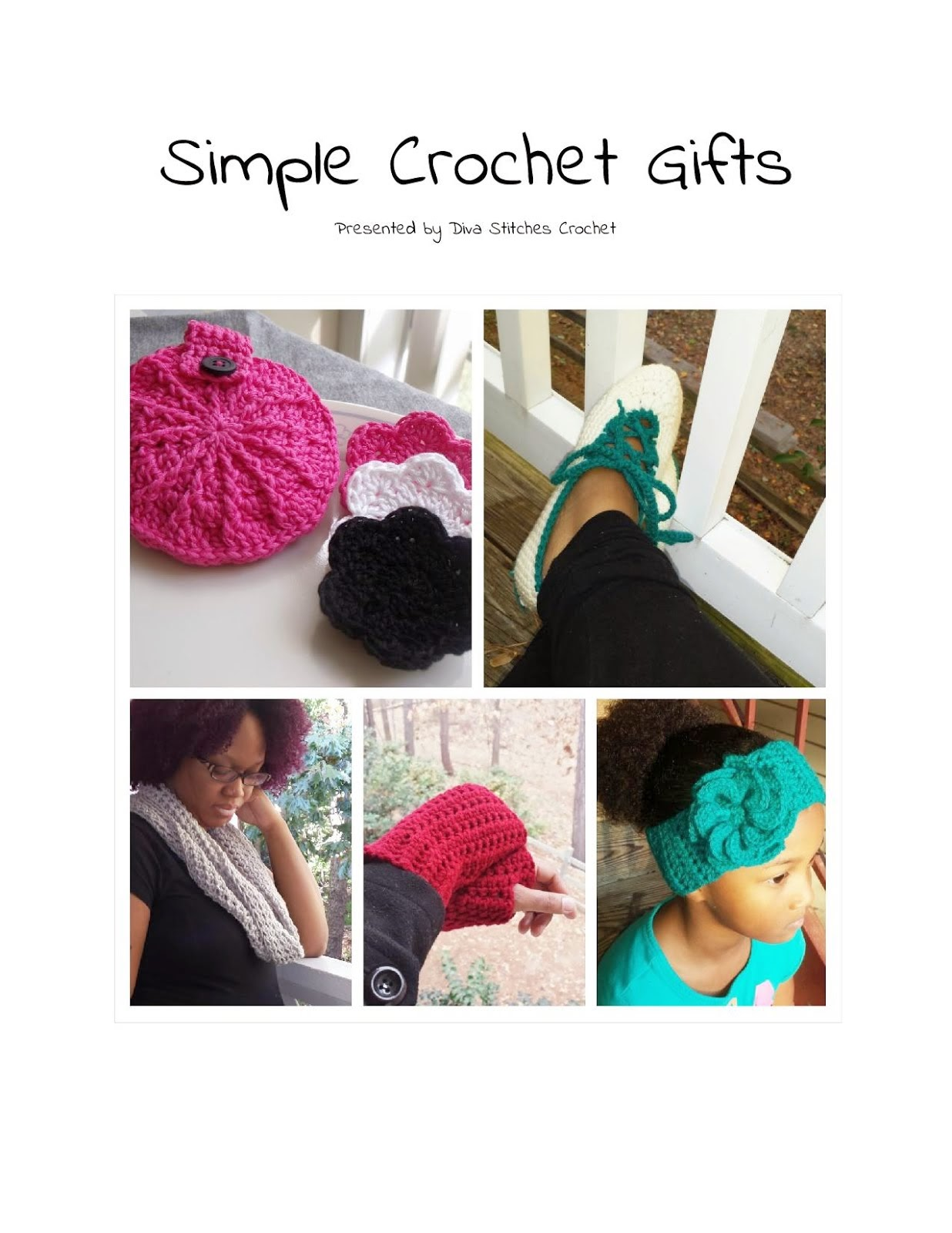 Simple Crochet Gifts eBook