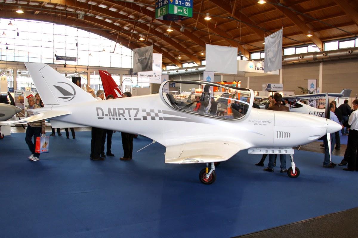 Blackshape S Full Carbon Fibre Aircraft Set To Take Canadian Skies Manufacturing