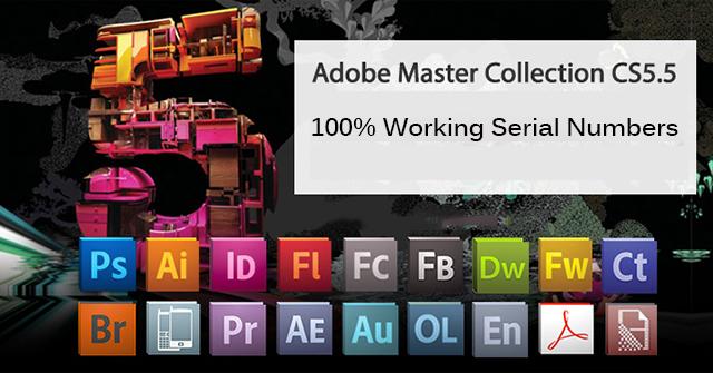 adobe master collection 5 keygen