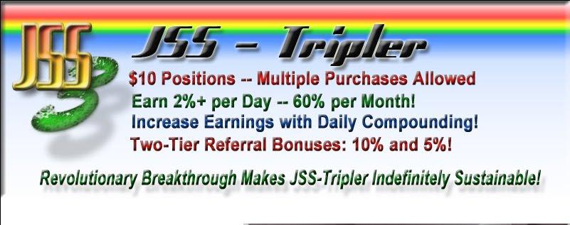 JSS Tripler Guide