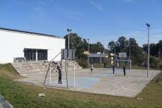 Espacio deportivo Liceo 2 Colonia
