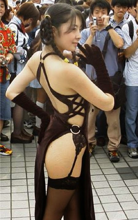 hot japanese cosplayer 01