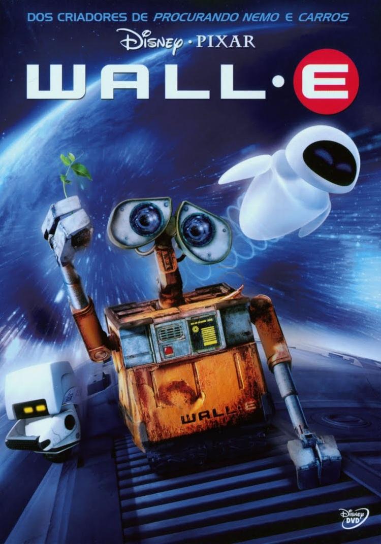 Wall-E – Dublado (2008)