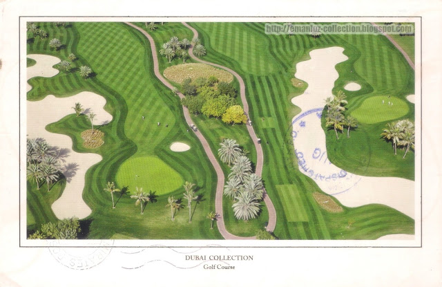 Dubai Collection: Golf Course / United Arab Emirates