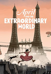 Thế Giới Lạ Thường - April and the Extraordinary World