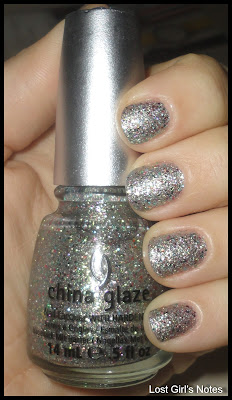 china glaze prismatic ray-diant