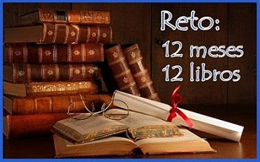 Retos doce meses, doce libros
