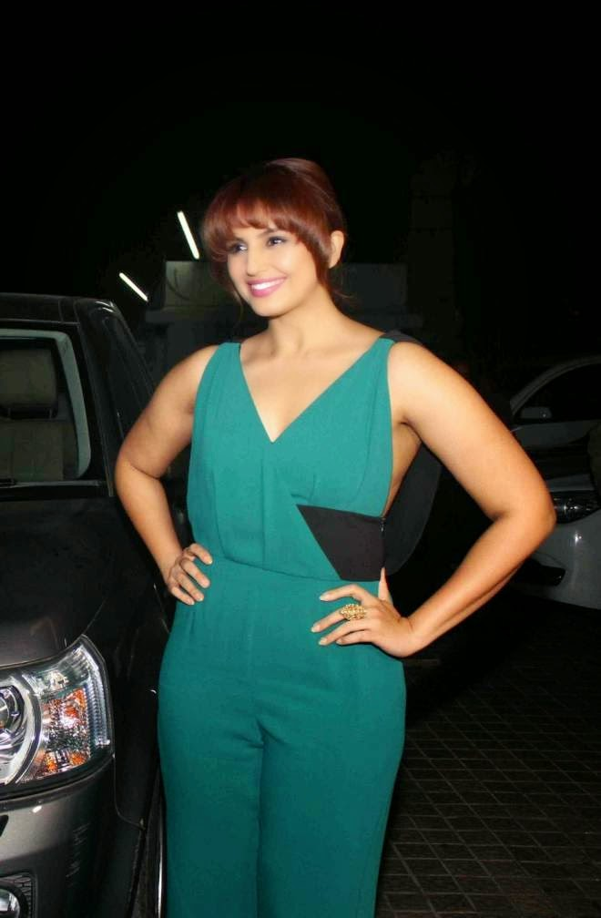Huma Qureshi Upcoming Movie Look Photo