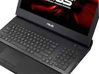 Asus Rog Republic of Gamers G74 notebook