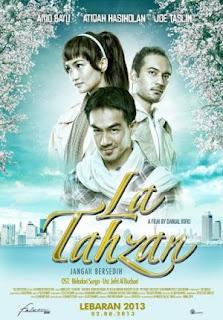 Film La Tahzan (2013) di Bioskop Blok M Square Jakarta