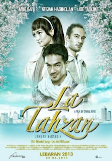 Film La Tahzan (2013) di Bioskop Blitzmegaplex Bekasi Cyber Park Bekasi