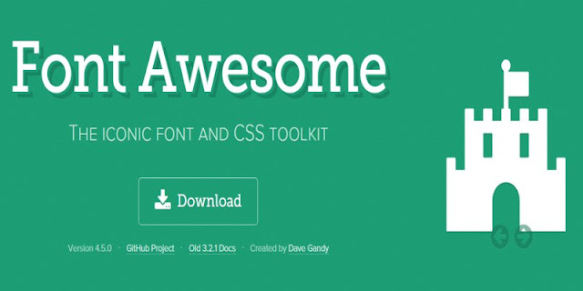 font-awesome-Font Awesome 進階使用方式整理﹍製作社群分享按鈕