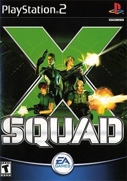 X-Squad  PS2