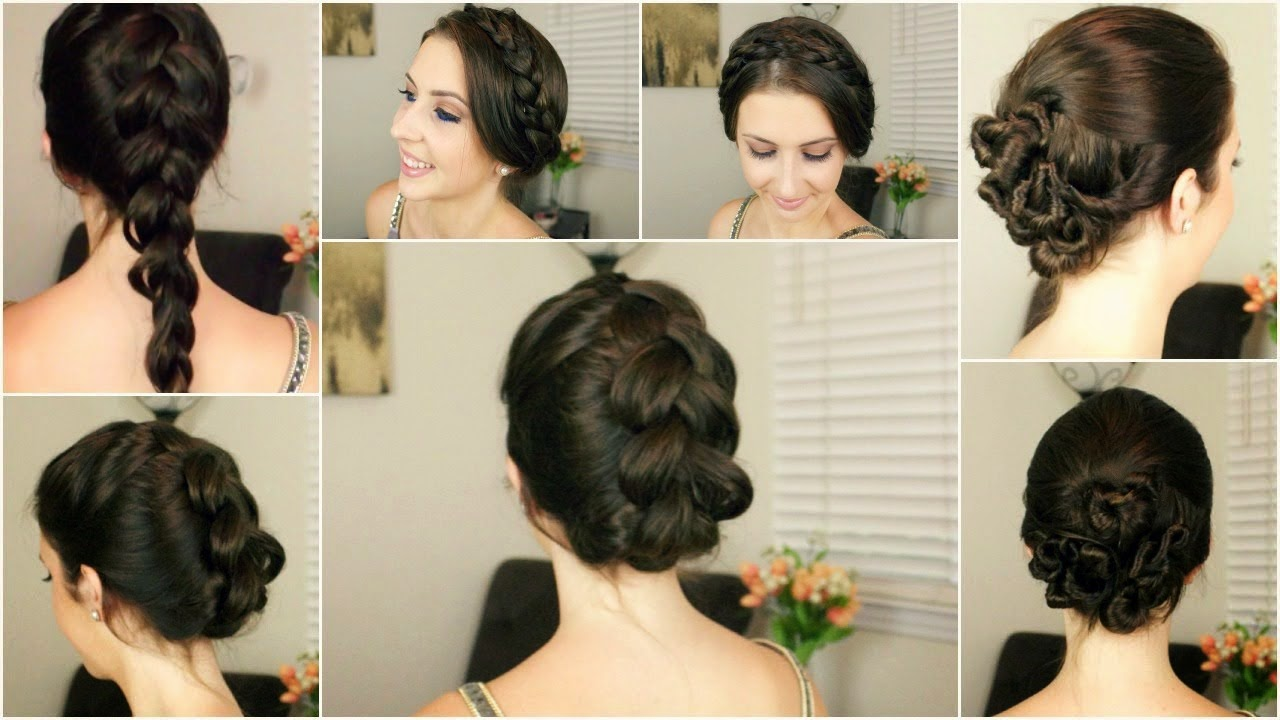 How to bun hairstyles step by step - Extraordinary Bun Hairstyles Step By Step 18 Follows Inspiration Article