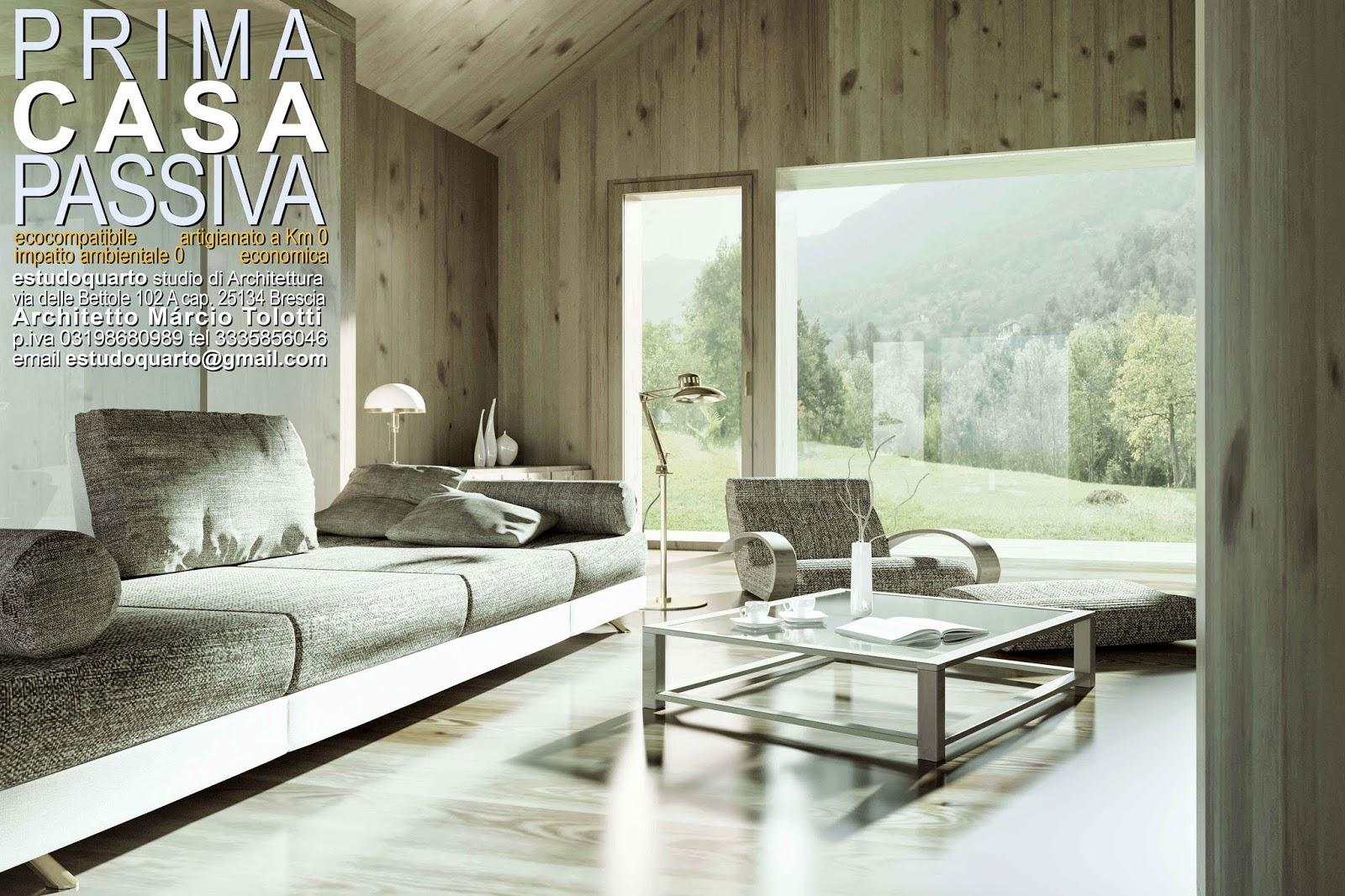Costruisci in classe a con prima casa passiva studio di for Costruisci una casa per 100k