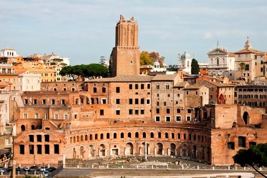 I Mercati, il Foro e la Colonna di Traiano – visita guidata x bambini e ragazzi 05/01/14 h 11.00