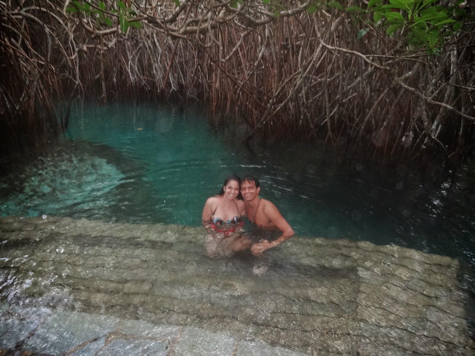 cenote - parque xel-ha - cancún - riviera maya