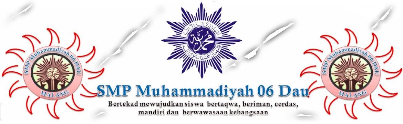SMP MUHAMMADIYAH 06 DAU MALANG