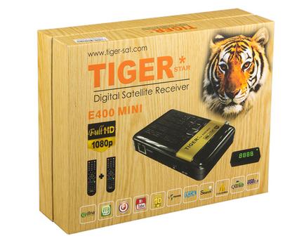 NOVA ATUALIZAÇÃO TIGER E400 MINI HD V2.03 - 25-12-2015