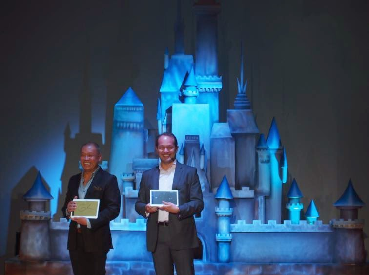 Globe Telecom Unveils Partnership with Walt Disney