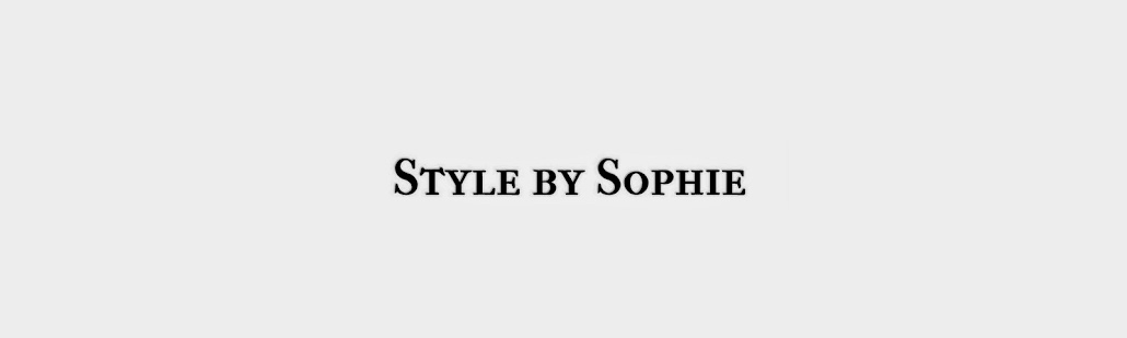 Style by Sophie