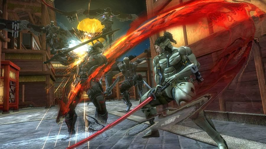 Metal Gear Rising Revengeance Download