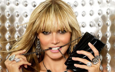 Heidi Klum 'most dangerous' celeb to search on Web.