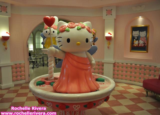 Sanrio Hello Kitty Town Puteri Harbour Family Theme Park