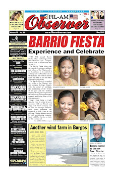 Fil-Am OBSERVER May 2013 Issue