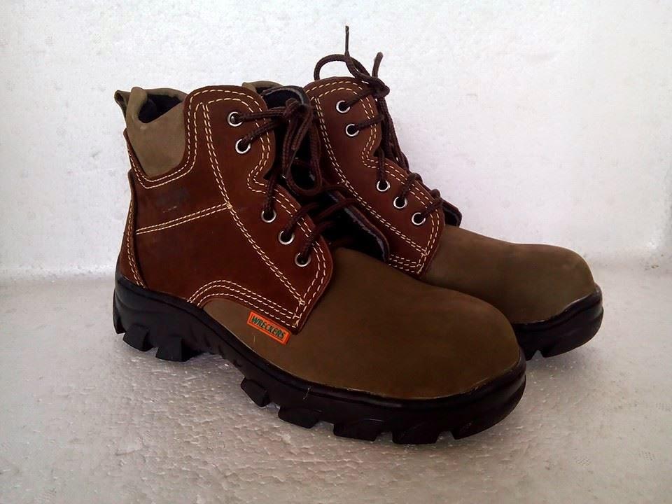 Sepatu Boots Pria Keren