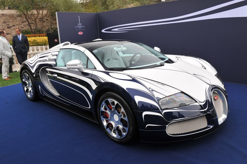 the most expensive car in the world at an exhibition in california garage car. Black Bedroom Furniture Sets. Home Design Ideas