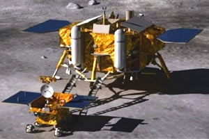 Cina, Negara Ketiga yang Mendaratkan Pesawat ke Bulan
