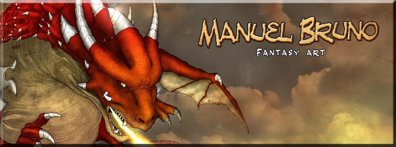 Manuel Bruno Fantasy Art