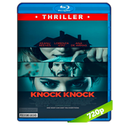 Knock Knock (2015) BRRip 720p Audio Dual Latino-Ingles