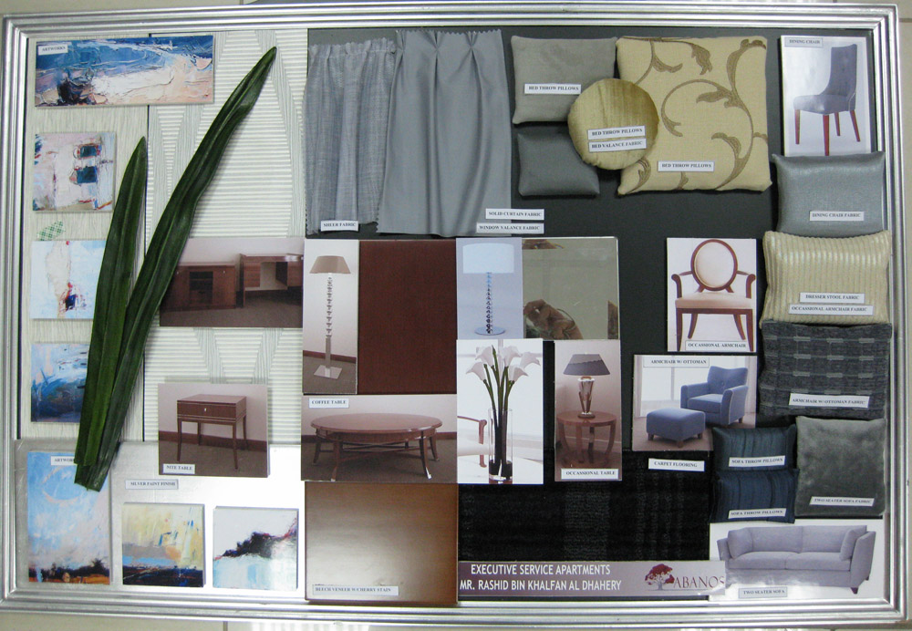 mood boards material boards 3d visualizations and interior design