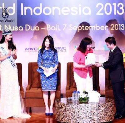 Miss World 2013 di Indonesia Pecahkan Rekor