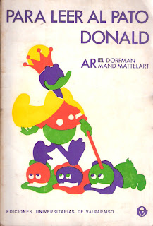 Para Leer el Pato Donald Dorfman Mattelart