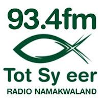 Radio Namakwaland FM 93.4
