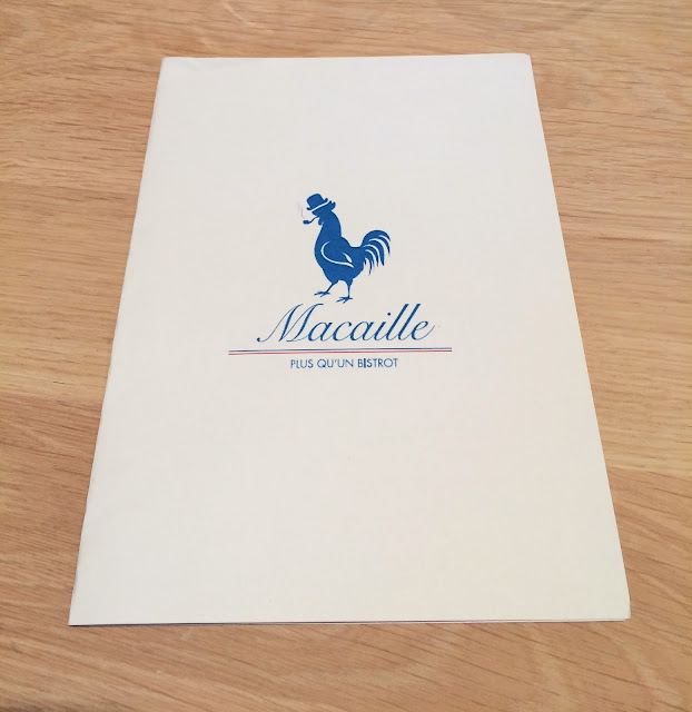 Macaille restaurant bistrot norbert tarayre top chef paris