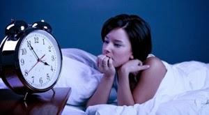 Salah Satu Contoh Penderita Insomnia - www.NetterKu.com : Menulis di Internet untuk saling berbagi Ilmu Pengetahuan!