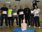 Bakirtzis Dimitrios First Aid Course