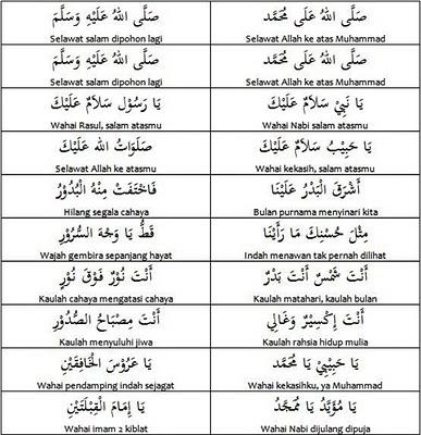 maulidur rasul ... Prophet Muhammad