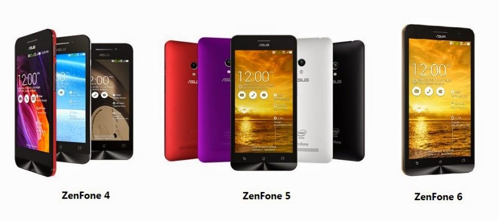 Foto Asus ZenFone 4 5 6 FonePad Paket Internet Gratis Indosat 3G Terbaru
