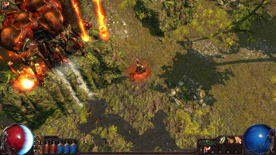 Path of Exile Sacrifice of the Vaal screenshot