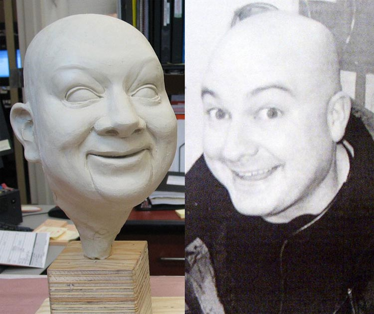 LEB sculpteure: La t&#...