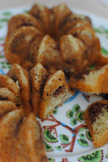 tigerkaka, kaka, fika, efterrätt, dessert, till kaffet, baka, recept, blogg