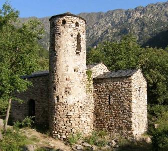 San Vicenç d'Enclar - Santa Coloma - Andorra