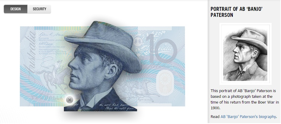 banjo paterson biography The life of banjo paterson by hayden, a timeline made with timetoast's free interactive timeline making software.